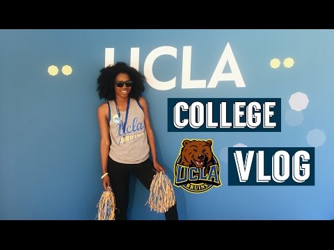 UCLA Bruin Day 2017 | Alexis Hill