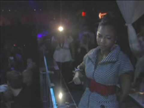 Ashanti  The Way That I Love You  At Club Pure