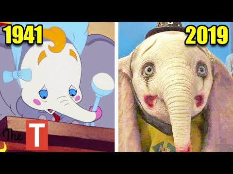 Disney's Live-Action Dumbo Major Changes To 1941 Original