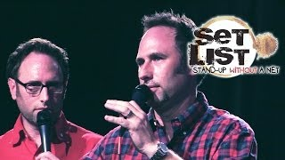 The Sklar Brothers - Set List: Stand-Up Without a Net
