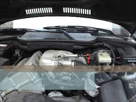 Entrada falsa de aire BMW E36 M42.wmv