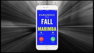 "Enjoy marimba remix of the latest song ""fall"" by davido as your ringtone: http://smarturl.it/fallmnd best iphone ringtone davido..."