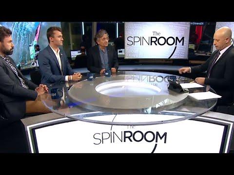 The Spin Room Panel: Gaza, Nakba Day & Jerusalem Embassy Move