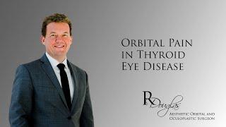 Orbital Pain