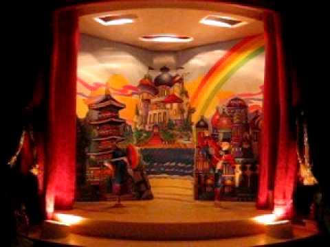 Mr Christmas Nutcracker Suite Scene 3&4 - YouTube
