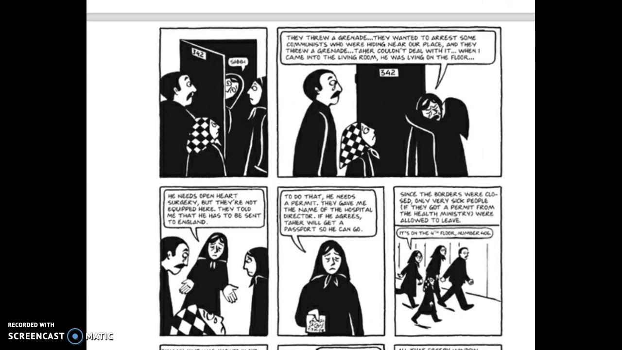 Audio Persepolis Ch 15 Ch 16 Youtube