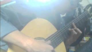 Kiss the rain guitar