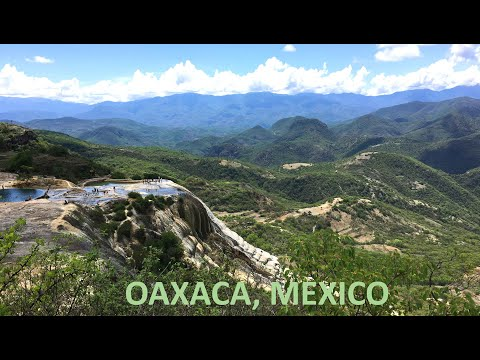 My trip to Oaxaca, Mexico!