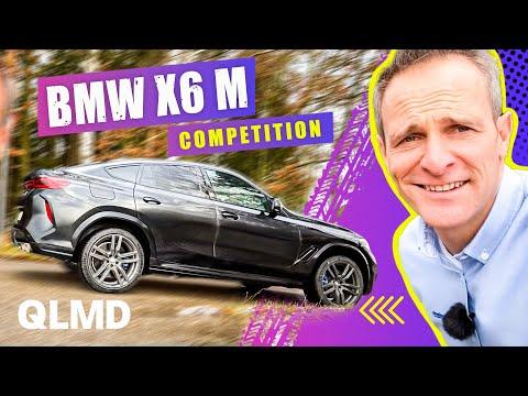 BMW X6 M Competition |625 PS | Exklusive Testfahrt Auf Münchner Heimstrecke | Matthias Malmedie