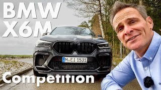 BMW X6 M Competition | 625 HP | Exclusive Test | Matthias Malmedie