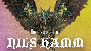 The Magic Art of Nils Hamm