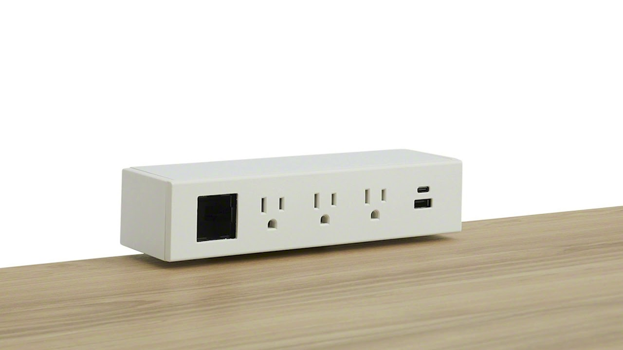 Product Overview: Steelcase Powerstrip Plus