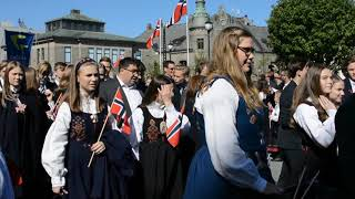 17.Mai 2018 Aalesund-Norway