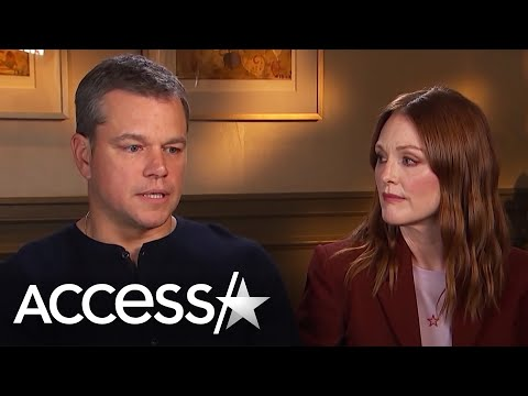 Matt Damon Says He Knew That Harvey Weinstein Had Once Harassed Gwyneth Paltrow  Access Hollywood