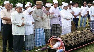 Вопрос 37. Где находится душа человека после смерти? Мухаммад Низамуддин