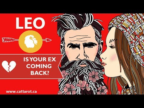💞 LEO APRIL/ MAY 2019 TAROT ***IS YOUR EX COMING BACK?***