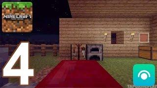 Minecraft: Pocket Edition - Gameplay Walkthrough Part 4 (iOS, Android)
