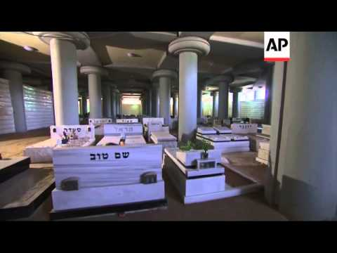 Israel at forefront of global movement building vertical cemeteries in densely populated areas