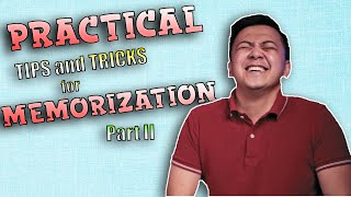 Download Memorize ANY Material Effectively   Practical Memorization Tips   Philippines   Part 2-A