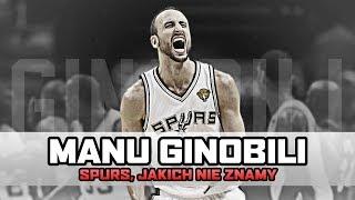 MANU GINOBILI: Pożegnanie ► NBA po POLSKU