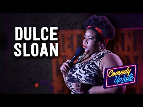 Dulcé Sloan - Comedy Up Late 2018 (S6, E5)