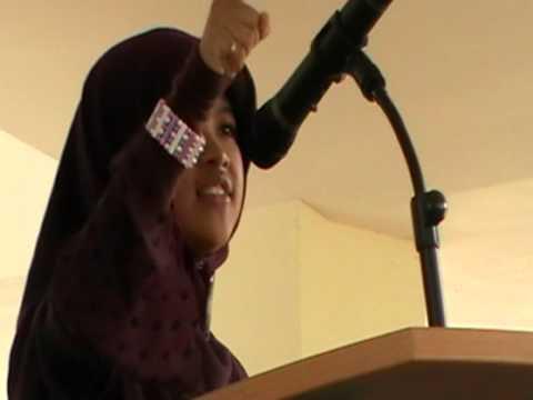 Contoh Pidato Anak Maulid Nabi Muhammad Saw - Hijriyah S