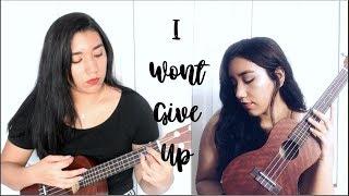 I Wont Give Up  by Jason Mraz  Ukulele Cover