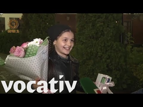 Poetry For Putin Contest Winner In Chechnya Wins An iPhone X