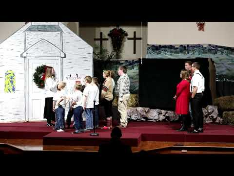 Back To The Manger Christmas Play 2017