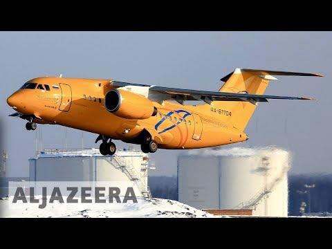 🇷🇺 Passenger plane crashes near Russia's capital