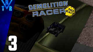 Demolition Racer: No Exit (Part 3) - Storming The Crowds - HGPlay