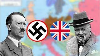 Роль Великобритании во Второй мировой войне
