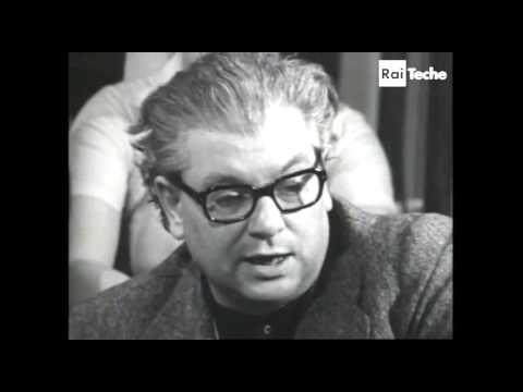 Roberto Leydi parla del Maggio