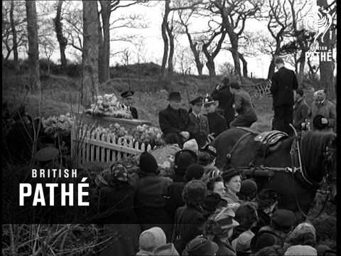 Funeral Of Lloyd George (1945)