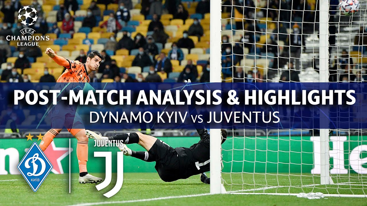 Dynamo Kyiv Vs Juventus Live Scores H2h Lineups Live Ticker And Stats