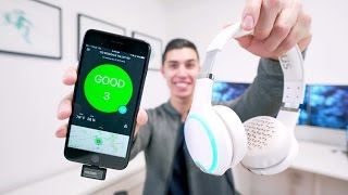 best tech gifts led headphones air monitors and a pivoting bt speaker ep 7