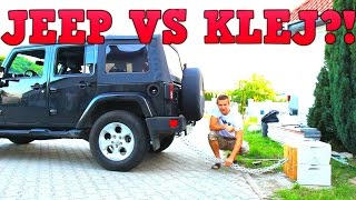 AdBuster - konfrontacja PATTEX (Jeep vs. Klej)