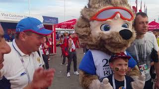 Шахтинский репортаж - Бразилия 1:1 Швейцария - Для друга Погарченко 4K Ultra HD Video