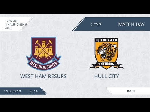 AFL18.England.Championship.Day 2.West Ham Resurs-Hull City