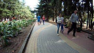 """""""Алушта как есть"""". Приморский парк (14.08.2016)"""