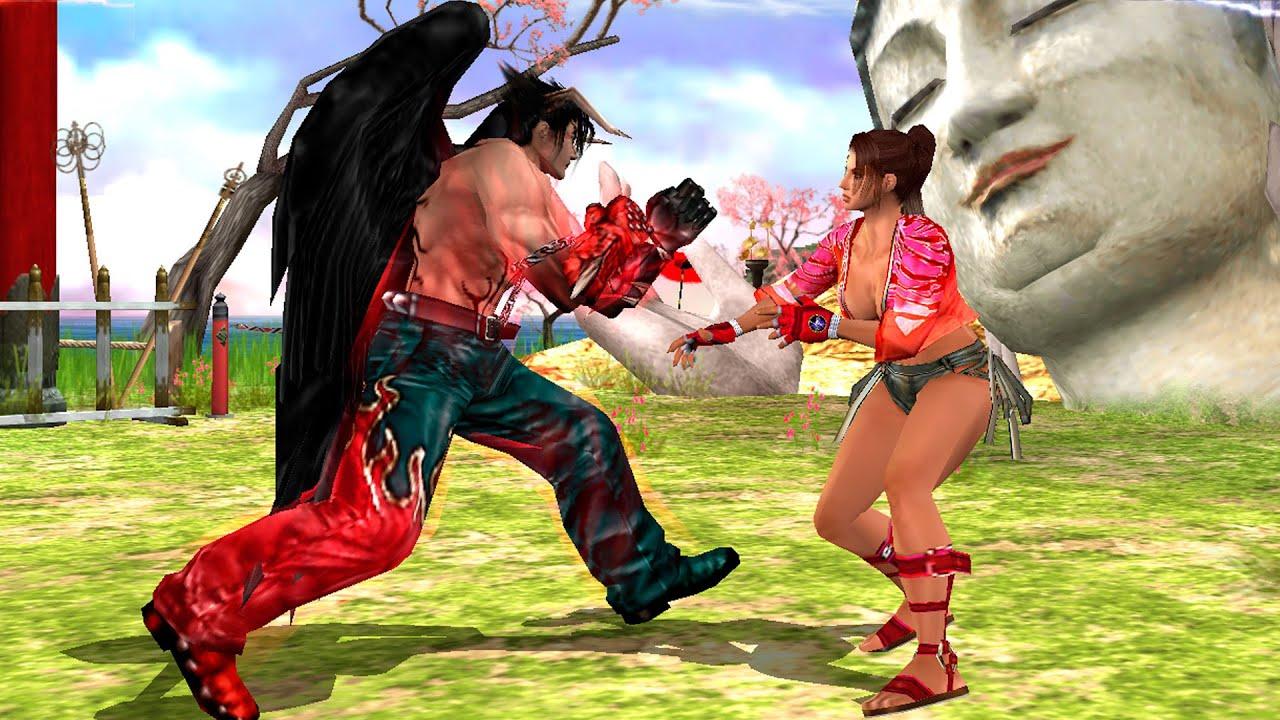 [TAS] Tekken 5 - Dark Resurrection - Devil Jin (PSP)