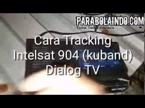 How to Track the Intelsat 904 (ku band) TV Dialog