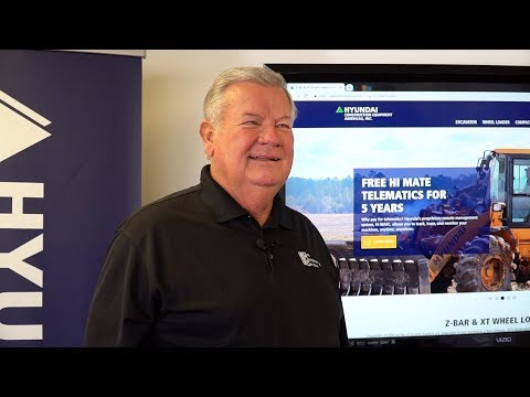 Yes Equipment, Hyundai Construction Equipment Dealer Testimonial