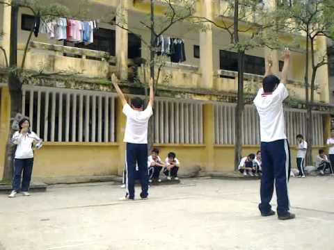 bài thể dục 40 động tác