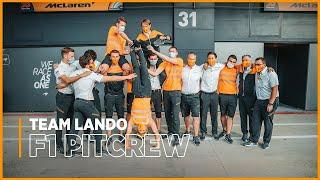 Meet Lando's Crew