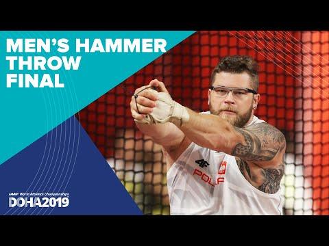 Men's Hammer Throw Final | World Athletics Championships Doha 2019