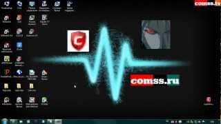 002 Vol.7 COMODO Internet Security Premium 5.10 Self-defense Auto and manual control.mp4