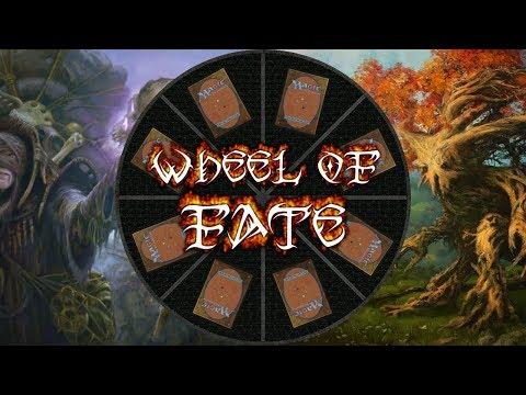 MtG Modern Wheel of Fate - Waste Not Storm VS Doran