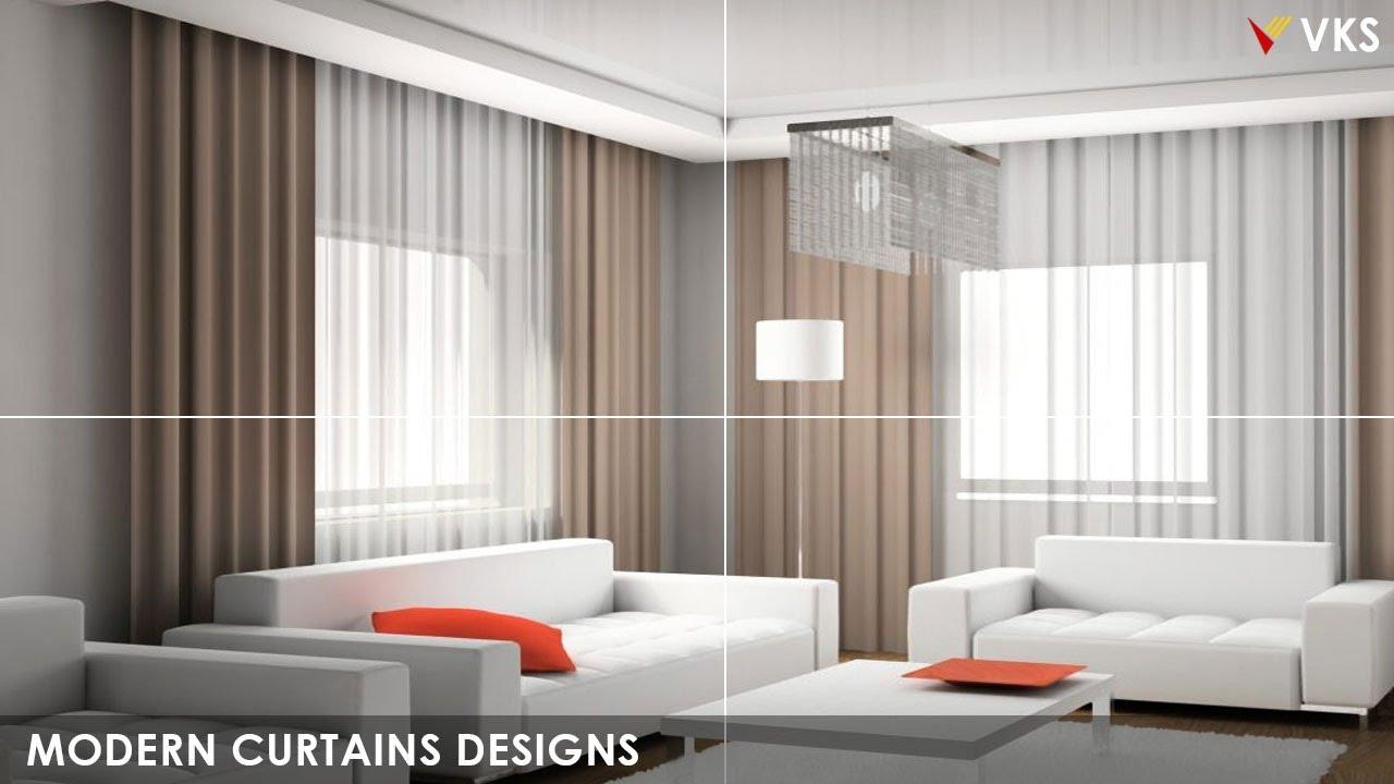 Latest Modern Curtains Designs Ideas Bedroom Window Curtains  Living Room  Curtains Designs