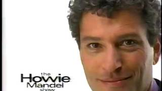 The Howie Mandel Show with guest George Anderson part 2 of 2 (late 1999?)